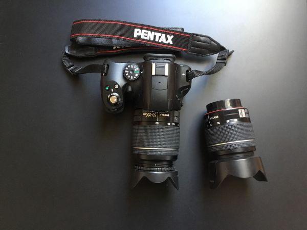 Pentax K50 Kit » Foto und Zubehör