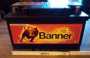 BANNER POWER BULL STARTERBATTERIE 72AH
