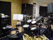 Schlagzeugschule sucht Untermieter