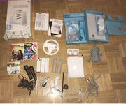 Wii Konsole mit Zubehör 3