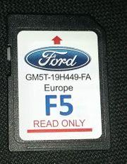 Ford original F5 Navigations SD-Karte