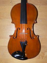 Mittenwalder Geige restauriert