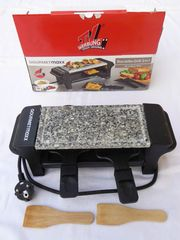 Raclette-Grill 2 in 1 GourmetMaxx