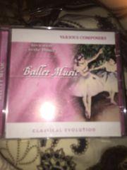 CD Ballet Music zu verkaufen