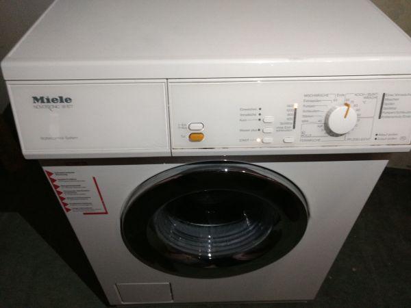 miele waschmaschine kaufen miele waschmaschine gebraucht. Black Bedroom Furniture Sets. Home Design Ideas