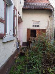 Vorankündigung Sanierungsbedürftiges Haus in Hemsbach