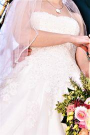 Wunderschones Braut Bzw Hochzeitskleid Grosse 34 36 In Hockenheim
