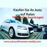 Auto auf Raten kaufen Deutschlandweites