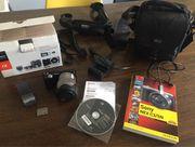 Sony Alpha NEX-5N Systemkamera mit