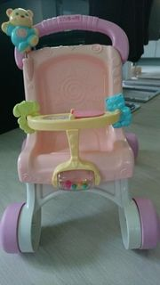 Lauflernwagen Fisher Price
