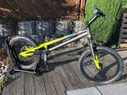 Absolut neuwertiges Trial-Bike Crewkerz Desire