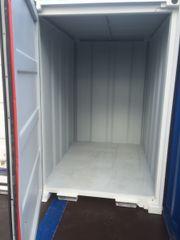 Container, Lagerraum, Möbellager,