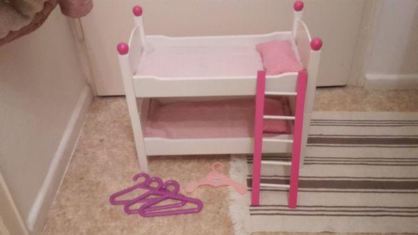 Etagenbett Puppe : Puppen etagenbett in braunschweig sonstiges kinderspielzeug kaufen