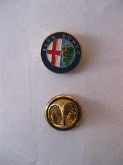 Alfa Romeo Original Anstecknadel Pin