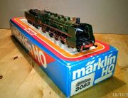 Märklin 3083 Dampflokomotive mit Schlepptender