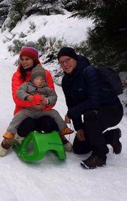 3 köpfige Familie sucht Wohnung