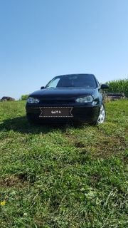 Verkaufe VW GOLF IV 4