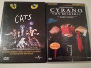 DVD Cats Cyrano