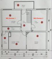 3- Zimmer-Wohnung als 2er WG