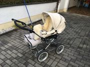 Kinderwagen Emmaljunga Mondial