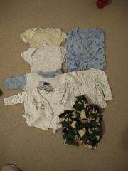 Verschiedene Klamotten