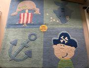 Haba Kinderteppich Piraten