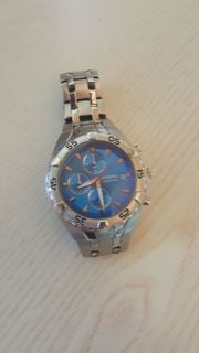 Verkaufe Fossil Herrenarmbanduhr Chronograph