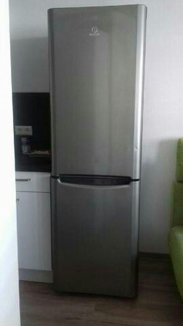 Kühlschrank Kühl-Gefrier-Kombination Indesit BIAAA 13P X in ...