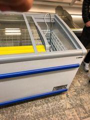 Kühltruhen für Laden Supermarkt Lager