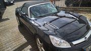 Opel Gt Schwarz