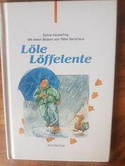 Witziges Kinderbuch Löle Löffelente von
