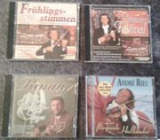 4 CD S Andre Rieu -
