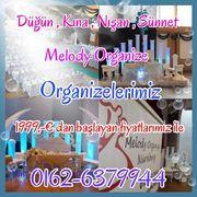 Melody Dügün Organize
