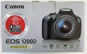 Canon EOS 1200D EF-S 18-55