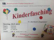 Djk-BFC. Kinderfasching