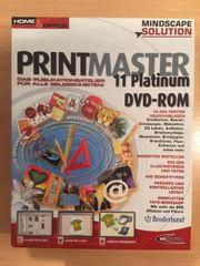 Printmaster Druckvorlagen-Software