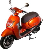 Razory Veterano 125ccm Orange metallic