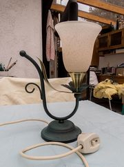 Verkaufe Tischlampe