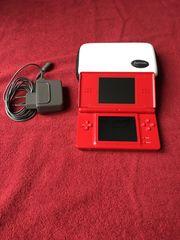 Nintendo DS Light inkl Tasche