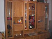 Wohnzimmerschrank-Buchefarben-Schrankwand