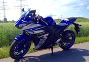 Motorrad Yamaha YZF