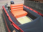 Schlauchboot Angelboot NARWHAL