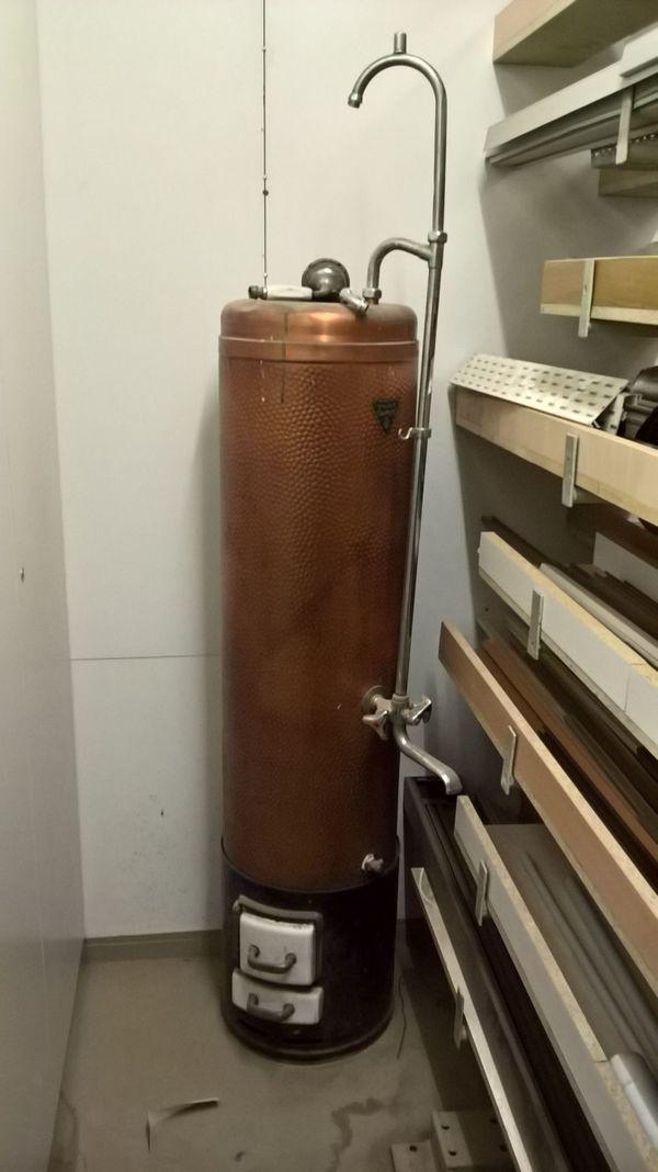 Warmwasserboiler günstig gebraucht kaufen - Warmwasserboiler ...