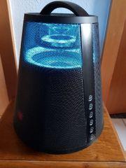 Transportabler Lautsprecher AKKU