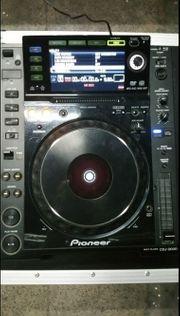 Pioneer CDJ 2000 Vers 4