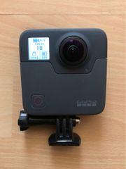 GoPro Fusion inklusive 64GB MicroSD