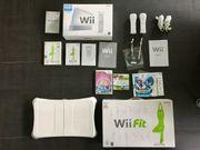 Wii + Wii Fit +