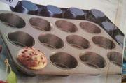 12er Minikuchen-Backform für Muffins innen