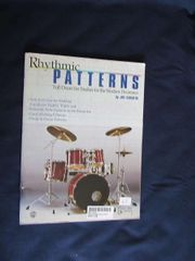 Rhythmic Patterns Full Drum Set