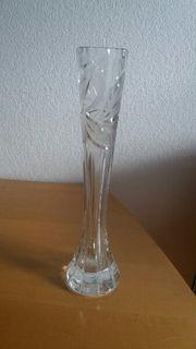 Vase Bleikristall ideal zur Deko